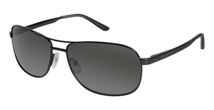 Ted Baker B496 Rockit BLACK W/POLARIZED LENS