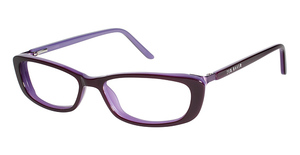 Ted Baker B851 PURPLE CHECKER
