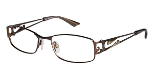 Brendel 902097 Dark Brown/Gold