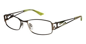Brendel 902097 Dark Brown/Light Green