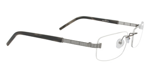 Totally Rimless TR 171 Gunmetal