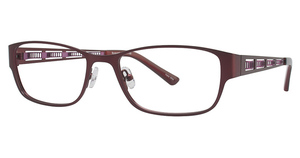 Continental Optical Imports La Scala 3-D 7 Burgundy