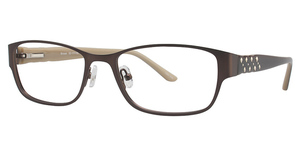 Continental Optical Imports La Scala 758 Brown