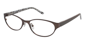 Lulu Guinness L720 Brown Leopard