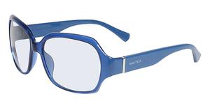 Nautica N6162SNP Seaglass Blue