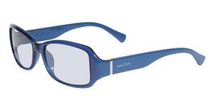 Nautica N6161SNP Seaglass Blue