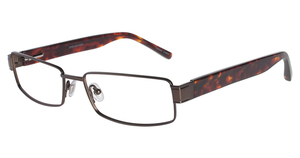 Jones New York Men J809 Chocolate Brown