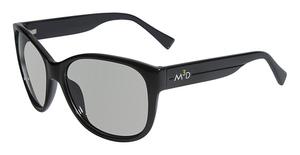 Marchon 3D004S (001) Black