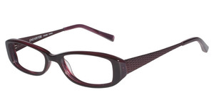 Jones New York Petite J215 Burgundy