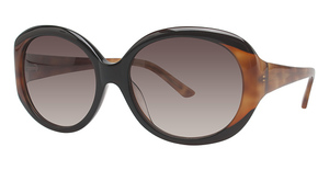 Carmen Marc Valvo Angelique (Sun) Black Amber