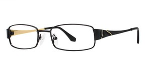 Modern Optical A321 Matte Black/Gold