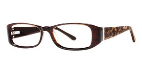 Modern Optical A322 Brown/Silver