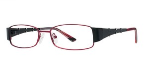 Modern Optical A320 Matte Burgundy/Black