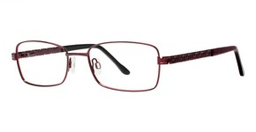 Modern Optical A317 Burgundy