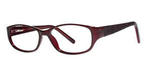 Modern Optical Taylor Burgundy