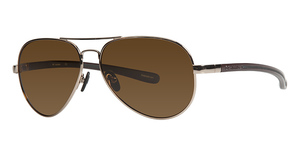 Columbia Seneca Shiny Gold, Brown/Black