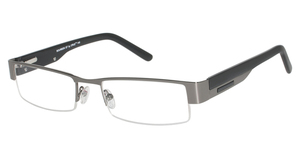 A&A Optical Bourbon St Gunmetal