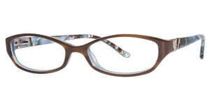 Vivian Morgan 8021 Brown/Turquoise