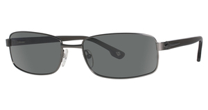 Avalon Eyewear 5508 Gunmetal/Walnut
