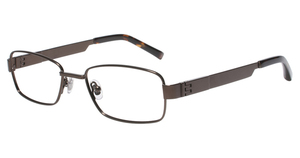 Jones New York Men J338 Chocolate Brown