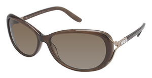 Tura Sun 014P BROWN GRADIENT POLARIZED