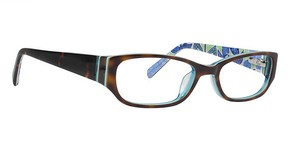 Vera Bradley VB Brandy Prescription Glasses
