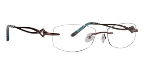 Totally Rimless TR 182 Eyeglasses