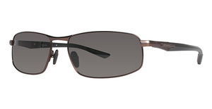 Columbia JET STREAM 300 Shiny Brown/Black