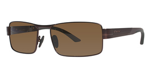 Columbia TALUS Med Brown/Brown w/ Polarized Brown Lenses