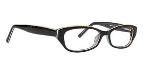 XOXO Hipster Black White