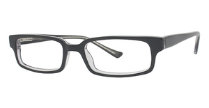 Continental Optical Imports Fregossi Kids 307 Black  01