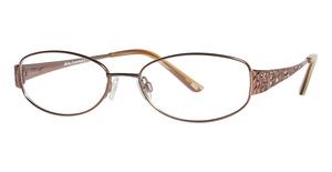 Daisy Fuentes Eyewear Daisy Fuentes Amaya Eyeglasses