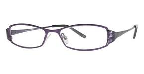 Daisy Fuentes Eyewear Daisy Fuentes Rosie Purple