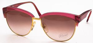 Revue Retro S125 Rose and Gold, with Rose Gradient Lenses c625