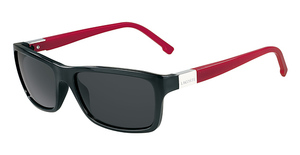 Lacoste L504S Black N Red