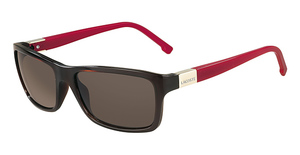 Lacoste L504S Brown N Red