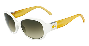 Lacoste L506S White N Yellow