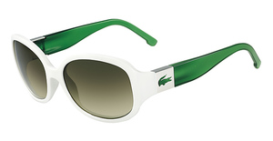 Lacoste L506S White N Green