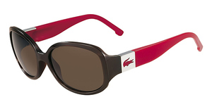 Lacoste L506S Brown N Red