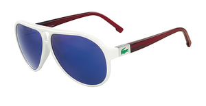 Lacoste L507S White N Red