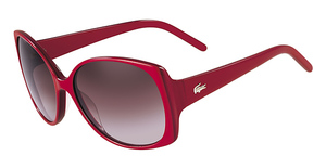 Lacoste L622S Red/Bordeaux