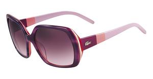 Lacoste L629S Havana Purple/Pink