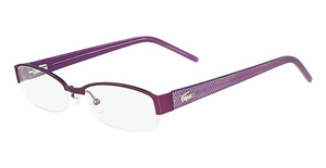 Lacoste L2127 Satin Purple