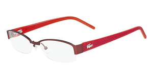 Lacoste L2127 Satin Red