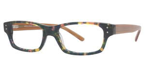 Aspex EC235 Tortoise Green/Orange