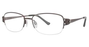 Aspex S3258 Satin Brown & Silver