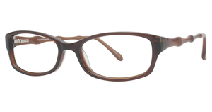 Aspex T9952 Clear Brown/Marbled Brown