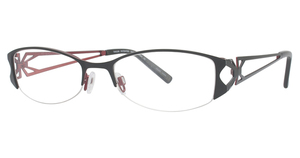 Aspex T9954 Matt Black/Red
