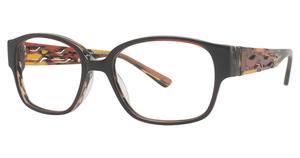Aspex T9956 Dark Brown/Marbled Brown & Copper
