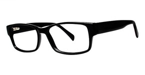 Modern Optical Slick Black